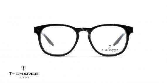 عینک طبی تی شارژ T Charge t6075 - عکاسی وحدت - زاویه رو به رو