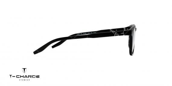 عینک طبی تی شارژ T Charge t6075 - عکاسی وحدت - زاویه کنار