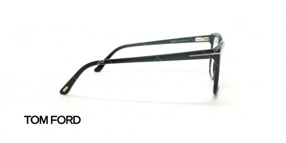 عینک طبی ام فورد - TOM FORD TF5512 - عکاسی وحدت - عکس زاویه کنار