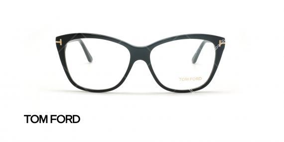 عینک طبی ام فورد - TOM FORD TF5512 - عکاسی وحدت - عکس زاویه روبرو