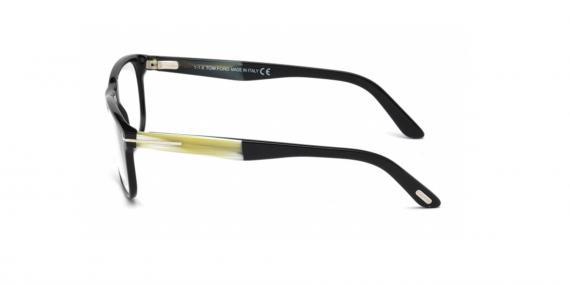 عینک طبی تام فورد - TOM FORD TF5430 -عکاسی وحدت - عکس زاویه روبرو