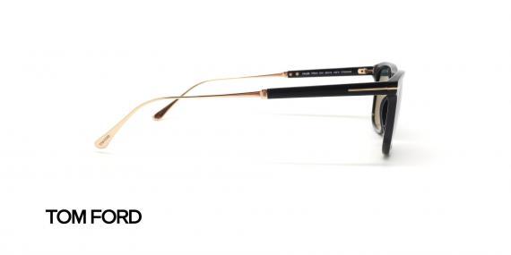 عینک آفتابی تام فورد تیتانیوم کائوچویی تام فورد - زاویه کنار