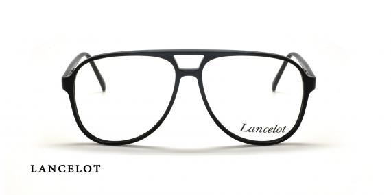 عینک طبی لنسلوت مدل پروفسور -  LANCELOT 3758 professor - عکاسی وحدت - عکس زاویه روبرو