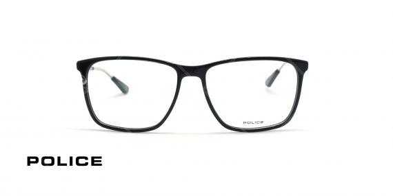 عینک طبی پلیس - POLICE VPL689 MARK2 - عکاسی وحدت - عکس زاویه روبرو