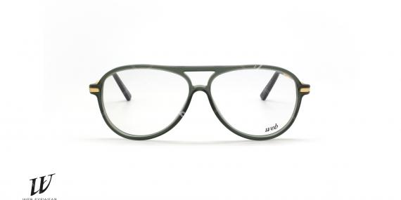 عینک طبی وب - WEB WE5146 - عکاسی وحدت - عکس زاویه روبرو
