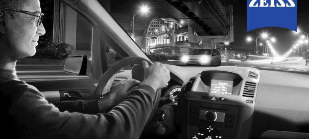 معرفی ویژگی های عدسی drive safe زایس برای رانندگی راحت و مطمئن